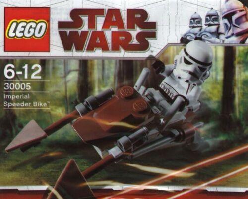 LEGO 30005 STAR WARS Imperial Speeder Bike /& Stormtrooper Minifigure Polybag