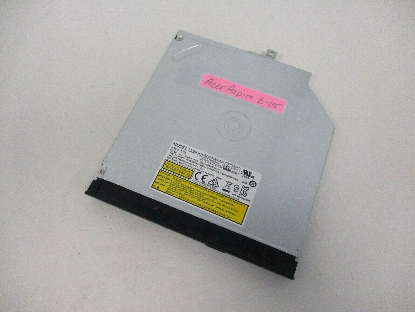 USB 2.0 External CD//DVD Drive for Acer Aspire E5-571g-38vf