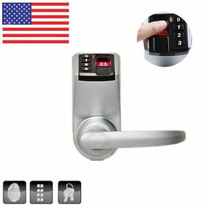 Adel 3398 Ls9 Diy Biometric Fingerprint Electronic Keyless