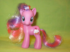 G4 My Little Pony 2011 Brushable FiM Wave 3 Playful Single CUPCAKE Sugarcup