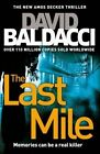 The Last Mile by David Baldacci (Hardback, 2016)