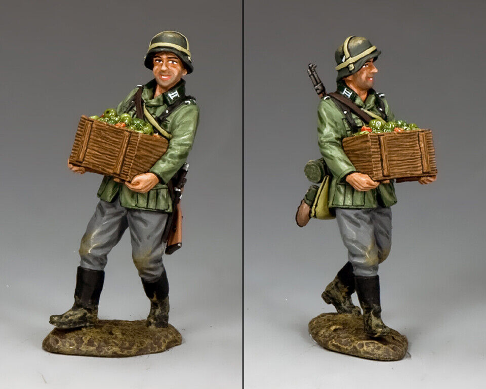 KING & COUNTRY WW2 GERMAN ARMY WS327 THE APPLE THEIF MIB