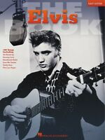 The Elvis Book Sheet Music Easy Guitar 000702163