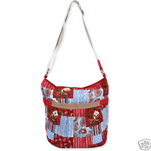 Pasley Red Blue Tote Lt Handbag Cotton New Mcrostie Floral Vacation Kate  Resort wqzEtO5x dc5572ca750ce