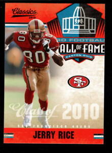 2010-CLASSICS-HALL-OF-FAME-CLASS-OF-2010-JERRY-RICE-49ERS