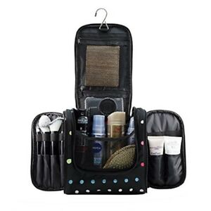 Image Is Loading Hanging Makeup Cosmetic Bag Large Portable Travel Toiletry