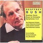 Geoffrey Bush - : Overture, Yorick; Music for Orchestra; Symphonies Nos. 1 & 2 (2006)