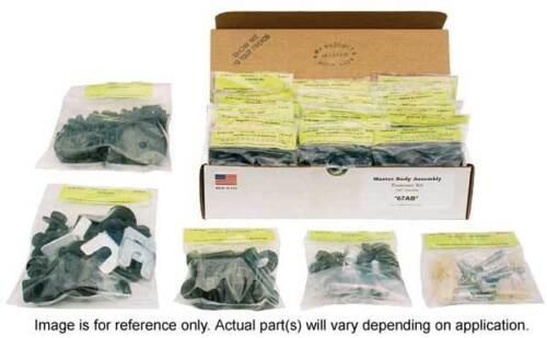 445pc Set 69 Camaro RS Master Body Hardware Kit
