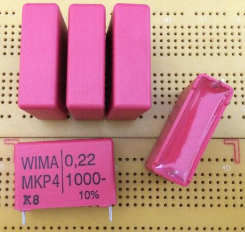 220nF 680nF 1000V 1kV Polypropylene Metallised Film PP Capacitors Multi Qty