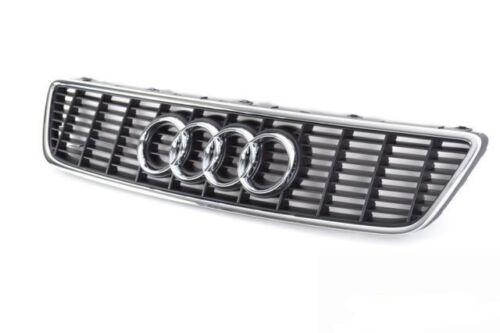 Neu Original Audi A3 S3 97-03 Vorne Mitte Grill Montage Schwarz 8L98536513FZ OEM