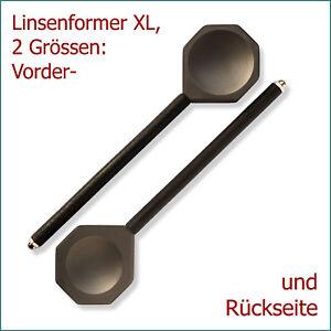 NEU-Graphitpaddel-Linsenformer-XL-2-Groessen