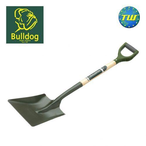 """Bulldog 28 /""""Carré Bouche NO2 Open Socket Pan Pelle d-handle /& cendres shaft 2sm2pd"""