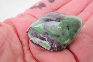 Kammererite-Tumbled-Stone-31g-32mm-1-3-8-034-Reiki-Healing-Crystal-Activates-Chakra
