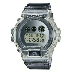 Casio-G-Shock-DW6900SK-1JF-Clear-Skeleton-Genuine-Japan-Domestic