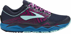 Black Brooks Caldera 2 Womens Trail Running Shoes