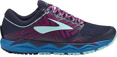 Brooks Caldera 2 Womens Trail Running Shoes - Navy Mit Dem Besten Service