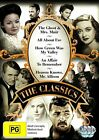 Classics Collection (DVD, 2011, 5-Disc Set)