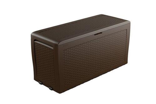 270 Liter Gartenbox Kissenbox Gartentruhe Kunststoffbox Keter Auflagenbox Samoa