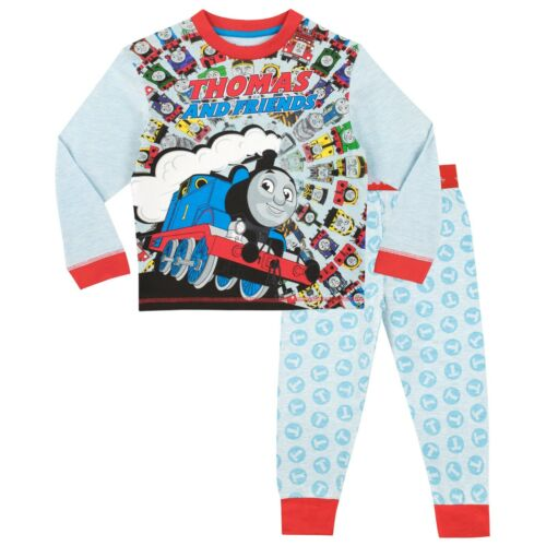Thomas the Tank Pigiama i ragazzi Thomas Pjs MI THOMAS THE TANK ENGINE Pigiama Set