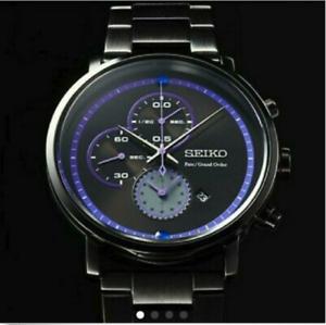 Seiko-SZER054-Fate-Grand-Order-Mash-Kyrielight-Quartz-Chronograph-Men-039-s-Watch-FS