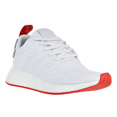 new arrival ca487 99ad2 Adidas NMD R2 White Core Red
