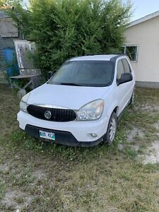 PRICE REDUCED 2007 buick rendevous CX