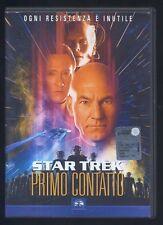 STAR TREK - PRIMO CONTATTO - DVD - 584