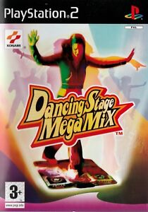 Dancing-Stage-MegaMix-Game-only-PS2-PlayStation-2-Free-Post-UK-Seller