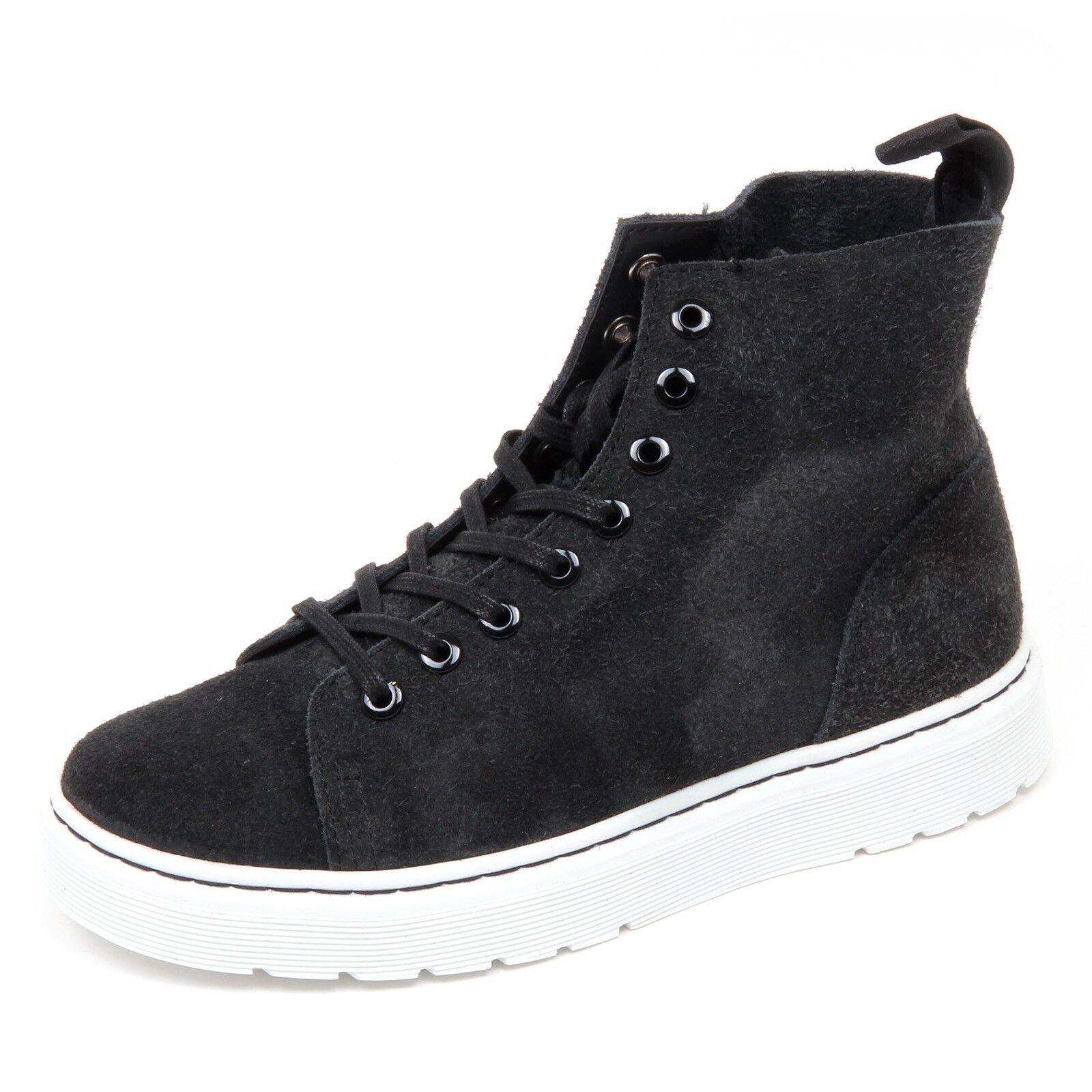 D2008 sneaker donna DR. MARTENS shoe TALIB scarpe nero vintage shoe MARTENS woman a9b2ac