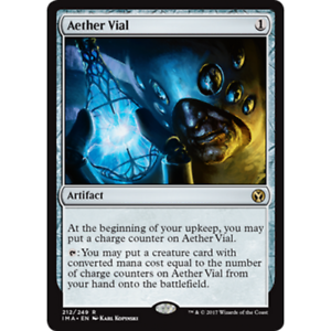 MTG ICONIC MASTERS Aether Vial