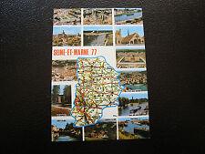 FRANCE - carte postale - seine-et-marne (cy25) french