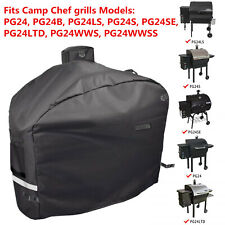 BBQ Grill Cover for Camp Chef Pellet Grills DLX 24