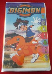 VHS-French-Movie-Digimon-Aventures-du-Digimonde-Volume-1