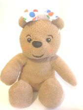 "PUDSEY BEAR -BLUSH 7"" PLUSH SOFT TOY - BRAND ADDITIONS 2007 LOVELY CONDITION"