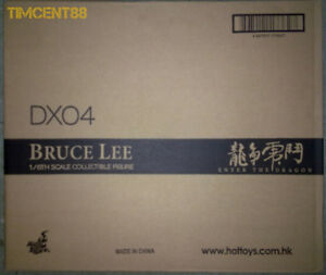 Hot-Toys-DX04-Enter-the-Dragon-Bruce-Lee-1-6-Figure-Normal-Edition-Opened-New
