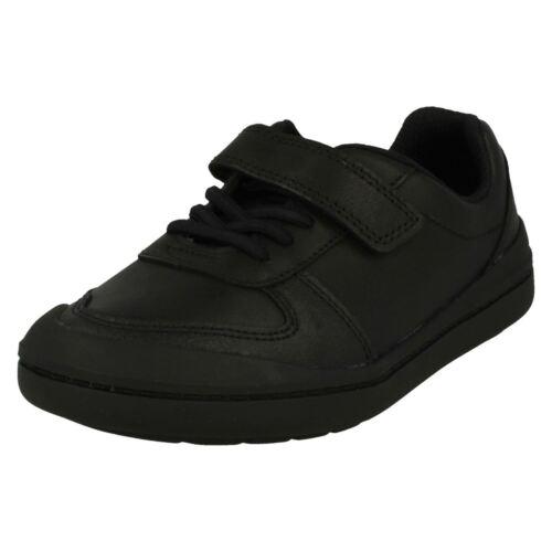 Smart escolares Clarks K Black Zapatillas niños Rock para Verve 5SEvn