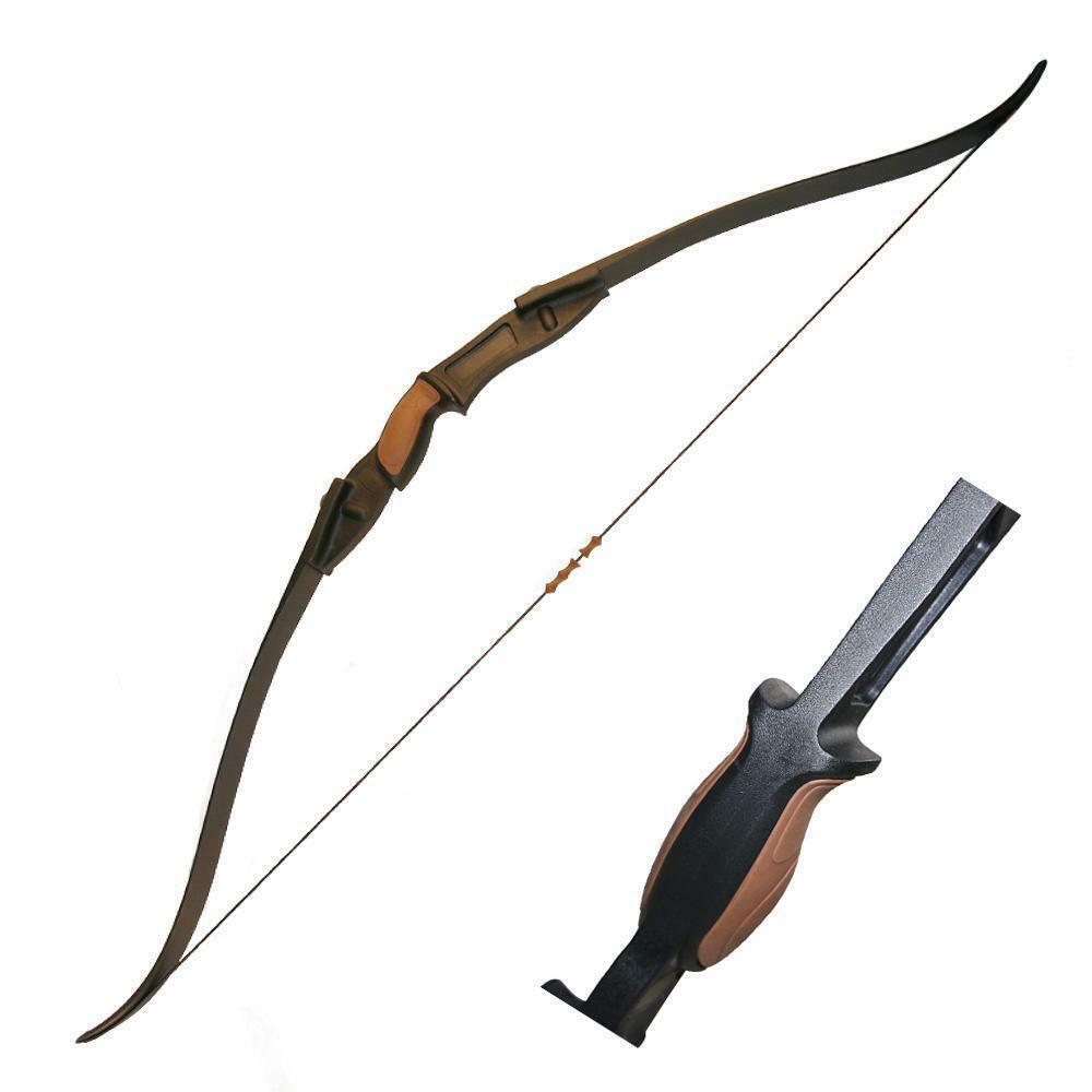 Split arco y flecha Tiro con Arco Deportes al Aire Libre ataque y defensa Recurvo Arco Flecha