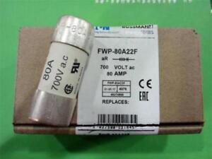 New BUSSMANN FWP-80A22F Fuse,80A,FWP,700V 22×58mm