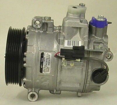For Jaguar XJS 93-96 A//C Compressor w// Clutch CCC 4929 Sanden Remanufactured