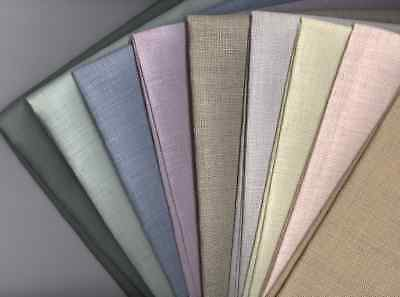 Wichelt Permin Premium Hand Dyed Linen 28 Count 18 x 26 BABBLING Brook
