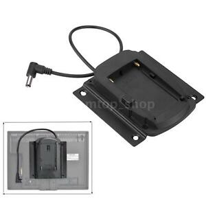 Battery-Adapter-Plate-for-FEELWORLD-Monitors-and-for-Sony-NP-F970-Battery