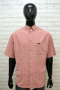 MARLBORO-CLASSICS-Uomo-Camicia-Camicetta-Maglia-Taglia-3XL-Shirt-Manica-Corta