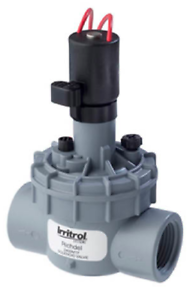 Irritrol-2400MTF-Flow-Control-Solenoid-Valve-with-DC-Coil-x-4