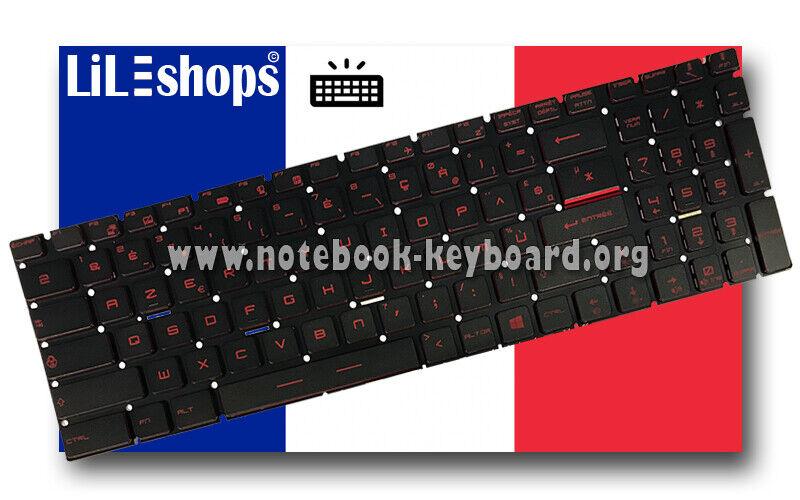Keyboard original msi gl62m