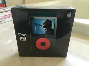 Rare-Apple-iPod-30-GB-Video-U2-Special-Edition-Black-MA664LL-A-for-U2-Collection
