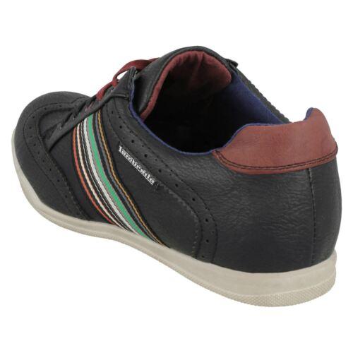 À Homme Chaussures Harrison Lacets Décontractées Lambretta 1clFJTK