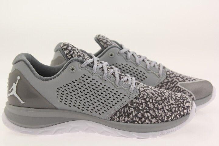 Jordan Men Trainer ST gray wolf grey white pure platinum cool grey