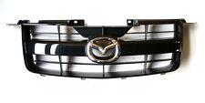 Mazda BT50 Pickup 2.5TD Front Radiator Grille Chrome & Grey 8/06-6/11  NEW 16v