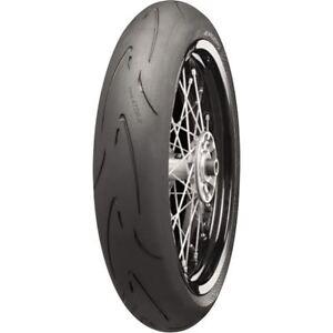 120 70r 17 continental conti attack sm supermoto radial front tire ebay. Black Bedroom Furniture Sets. Home Design Ideas