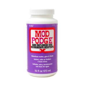 Plaid-Mod-Podge-Hard-Coat-CS15063-473ml-Waterbase-Sealer-Glue-amp-Finish